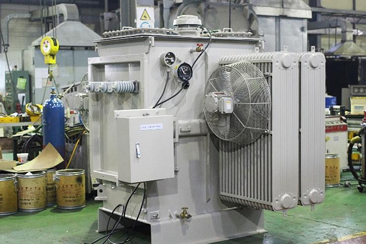 Hctns Distribution Transformer